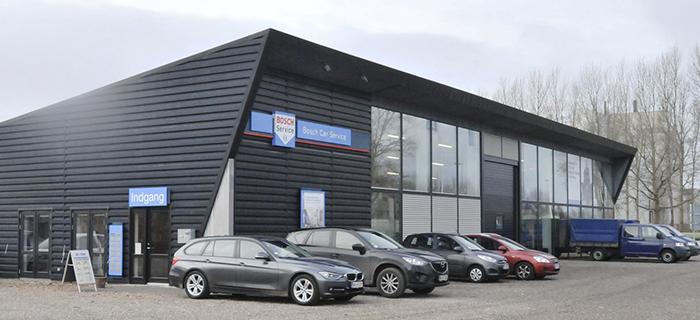 slideshow item Velkommen til Flint Auto Bosch Car Service Kalundborg